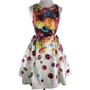 Prabal Gurung for Target Floral A Line Dress